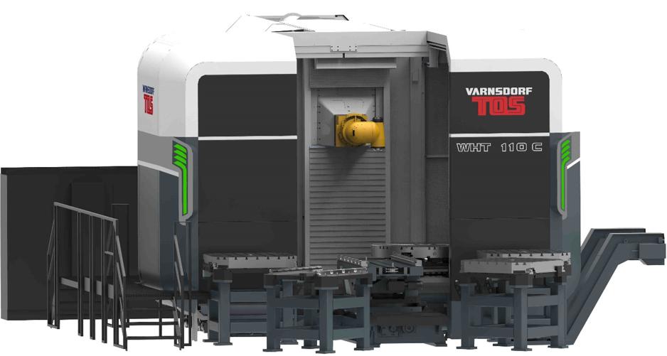 WHT 110 CNC