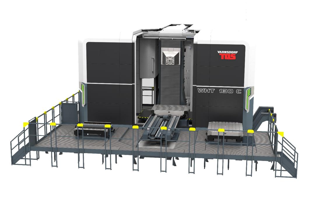 WHT 130 CNC